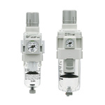 SMC AW20 Filter Regulator 5μm G 1/8, 10 bar