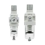 SMC AW20 Filter Regulator 5μm G 1/4, 10 bar