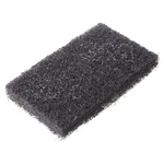 3M Black Scourer 158mm x 95mm x , for Industrial Cleaning Use