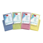 3M 5 Microfibre Cloths for use with Dust Removal, General Cleaning