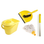 RS PRO Cleaning Kit, Yellow