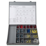 TE Connectivity PIDG Introduction Service PIDG Splices/Terminals, Plasti-Grip Terminals Crimp terminal Kit