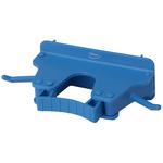 Vikan 10173 Mop Holder, Blue