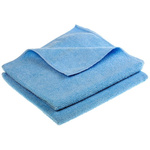 RS PRO 10 Microfibre Cloths for use with Cleaning, Drying