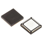 Cypress Semiconductor CY7C65215A-32LTXI, USB Controller, 3Mbps, I2C, SPI, UART, USB, 1.71 to 5.5 V, 32-Pin QFN
