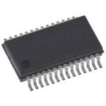 Cypress Semiconductor CY7C65213-28PVXIT, USB Controller, 3Mbps, USB to UART, 3.3 V, 5 V, 28-Pin SSOP