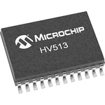 Microchip HV513K7-G 8-stage Surface Mount Shift Register CMOS, 32-Pin WQFN
