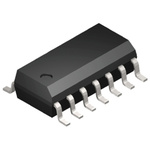 Nexperia 74HC393D,652 4-stage Surface Mount Binary Counter HC, 14-Pin SOIC