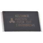 Alliance Memory SRAM, AS6C1616-55TIN- 16Mbit