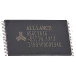 Alliance Memory SRAM, AS6C1616-55TIN- 16Mbit