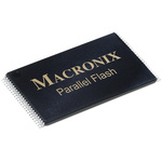 Macronix NAND 1Gbit Parallel Flash Memory 48-Pin TSOP, MX30LF1G18AC-TI