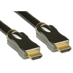 Roline HDMI Ethernet to HDMI Ethernet Cable, Male to Male- 2m
