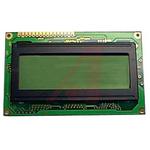 AZ DISPLAYS INC ACM2004D-FL-GBS ACM2004D Alphanumeric LCD Display, 4 Rows by 20 Characters, Transflective