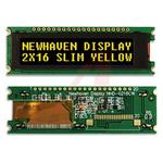NEWHAVEN DISPLAY INTERNATIONAL NHD-0216CW-AY3 LCD Colour Display