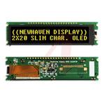 NEWHAVEN DISPLAY INTERNATIONAL NHD-0220CW-AY3 LCD Colour Display