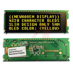 NEWHAVEN DISPLAY INTERNATIONAL NHD-0420CW-AY3 LCD Colour Display