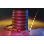 Saint Gobain Fluid Transfer Versilon™ Chloroprene Flexible Tube, Opaque Black, 5mm External Diameter, 100m Long, 11mm