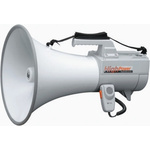 TOA Grey Shoulder Megaphone, ER2230W, 30 W, Whistle