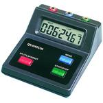 RS PRO Black Digital Desk Stopclock, Calibrated UKAS