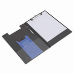 Rapesco A4, Foolscap Black Clipboard