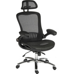 RS PRO Executive Chair Black