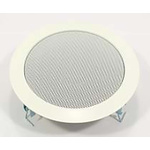 Visaton White Ceiling Speaker, DL 18/2 T 8 OHM 70W