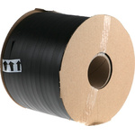 RS PRO Plastic Strap and Buckle Kit, 800m