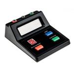 RS PRO Black Digital Desk Stopwatch