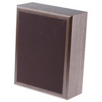 RS PRO, Brown Wall Cabinet Speaker, 8Ω