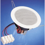 Visaton White Ceiling Speaker, DL 8 100 V 8Ω 3W