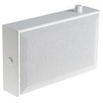Visaton, White Wall Cabinet Speaker, WL 13 NR 100 V