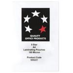 5 Star Plastic Wallet
