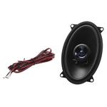 Visaton Black Ceiling Speaker, DX 4 x 6, 4 ohm 4Ω 50W