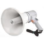TOA Grey Hand Grip Megaphone, ER-1215, 15 W