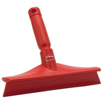Vikan Red Squeegee, 104mm x 245mm x 50mm, for Food Preparation Surfaces