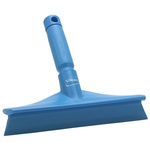 Vikan Blue Squeegee, 104mm x 245mm x 50mm, for Food Preparation Surfaces