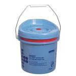 Kimberly Clark Bucket of Blue Kimtech WETTASK Wet Wipes for Disinfecting, Sanitising Use
