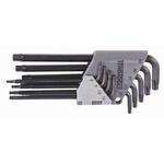 Teng Tools 9 pieces Hex Key Set,  L Shape