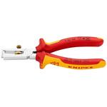 Knipex 160 mm Wire Stripper, 0.1mm → 10.0mm