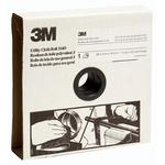3M P120 Fine Sandpaper Roll, 25m x 38mm