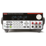 Keithley Bench Power Supply, , 195W, 3 Output , , 0 → 30V, 3A