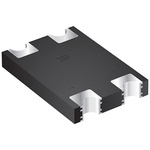Bourns CD-HD2004, Bridge Rectifier, 2A 40V, 4-Pin SMT