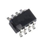 Analog Devices, DAC 16 bit- ±800μV Serial (SPI/QSPI/Microwire), 8-Pin SOT-23