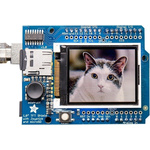 ADAFRUIT INDUSTRIES, 1.8in Arduino Compatible Display with Colour LCD Display