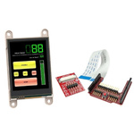 4D Systems, gen4 2.8in Arduino Compatible Display with Resistive Touch Screen