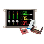 4D Systems, gen4 5in Arduino Compatible Display with Resistive Touch Screen