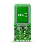 MikroElektronika MIKROE-2462, NT3H1101 Near Field Communication (NFC) mikroBus Click Board NFC Tag 2 Click for Arduino,