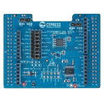 Cypress Semiconductor CY15FRAMKIT-002, Serial F-RAM Development Kit for Arduino UNO R3 Compatible Boards, ST
