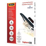 Fellowes A4 Glossy Lamination Pouch 125micron, 100