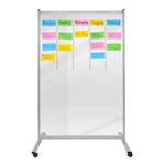 Legamaster ECONOMY divider board 180x120